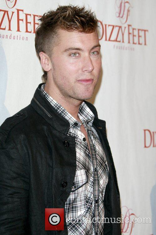 Lance Bass Dizzy Feet Foundation's Inaugural Celebration of...