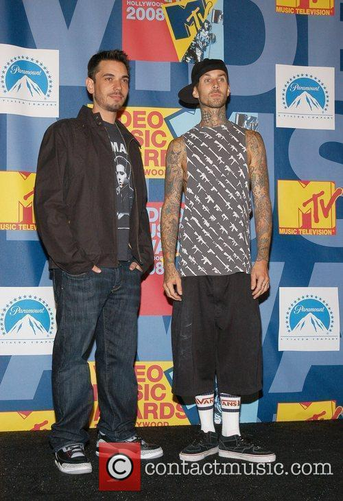 Travis Barker, Mtv, Mandy Moore and Nicole Richie 2