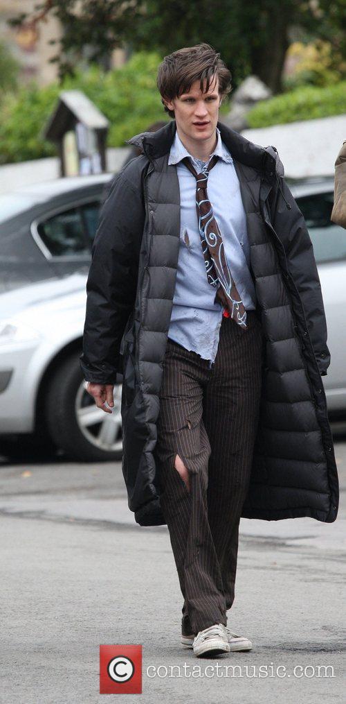 Matt Smith and Doctor Who 4