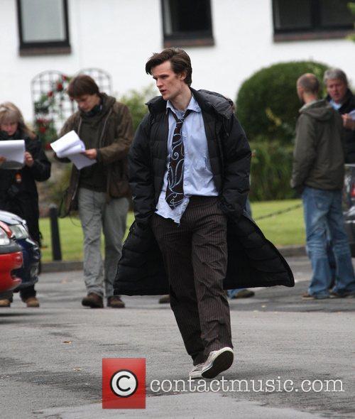 Matt Smith and Doctor Who 8
