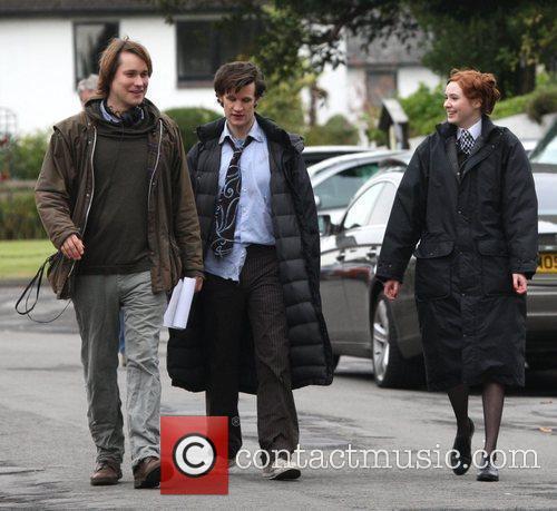 Matt Smith and Doctor Who 3