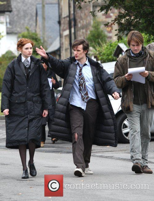 Matt Smith and Doctor Who 5