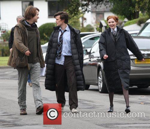 Matt Smith and Doctor Who 6