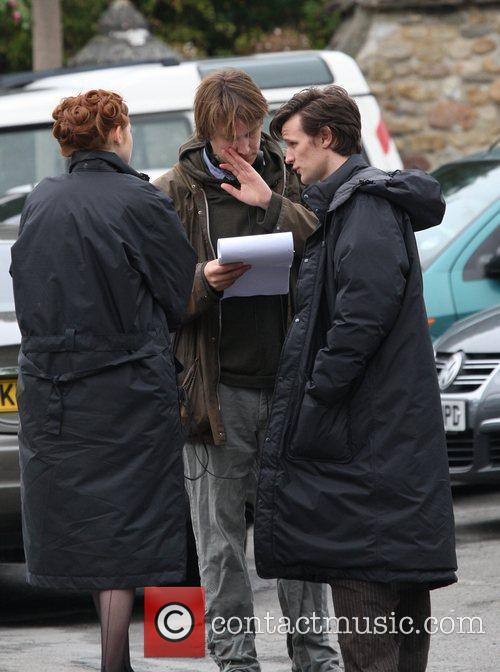 Matt Smith and Doctor Who 2