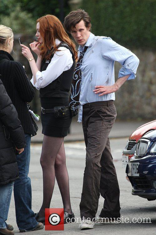 Matt Smith and Doctor Who 1