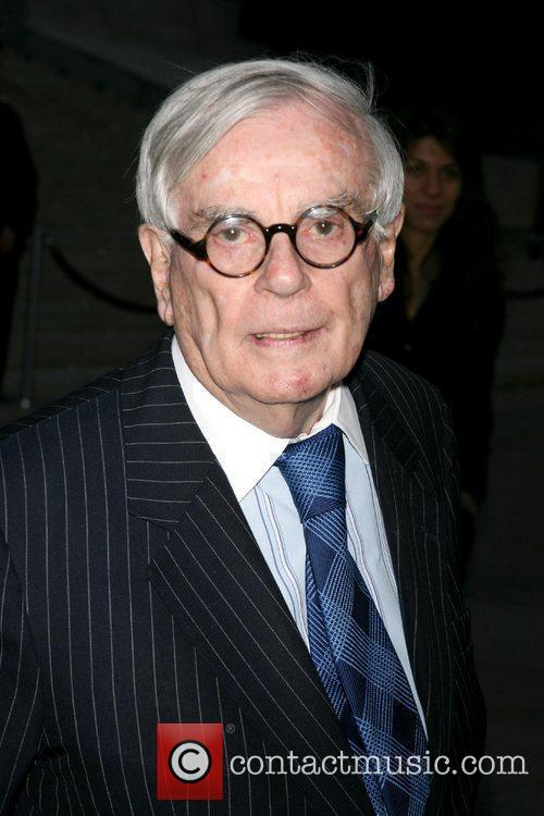 *file photo* Best-selling crime author {DOMINICK DUNNE} has...