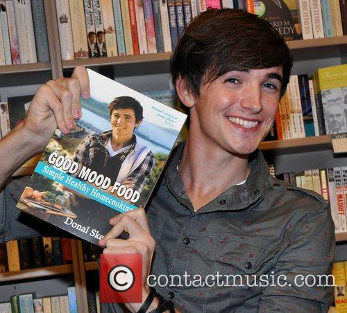 Member of 'Industry' pop band Donal Skeehan launched...