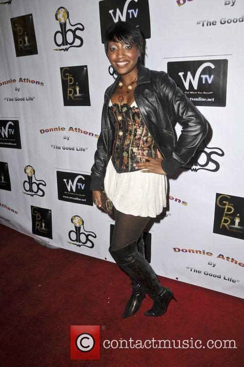Jaire Wrap party for the music video 'The...