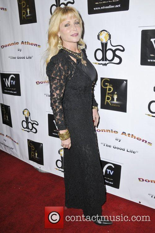 Pamela Bach-Hasselhoff Wrap party for the music video...