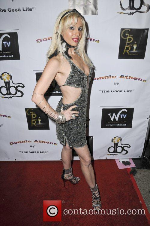 Sabrina A. Parisi Wrap party for the music...