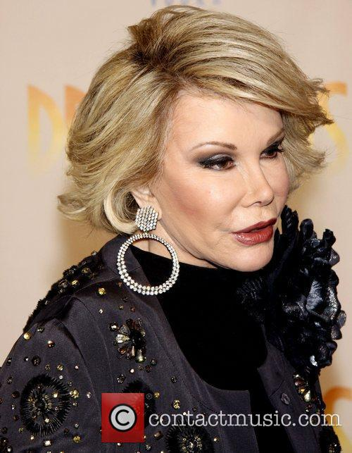 Joan Rivers Opening night of 'Dreamgirls' held at...