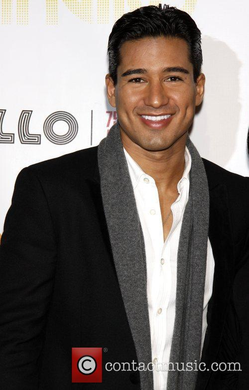 Mario Lopez Opening night of 'Dreamgirls' held at...