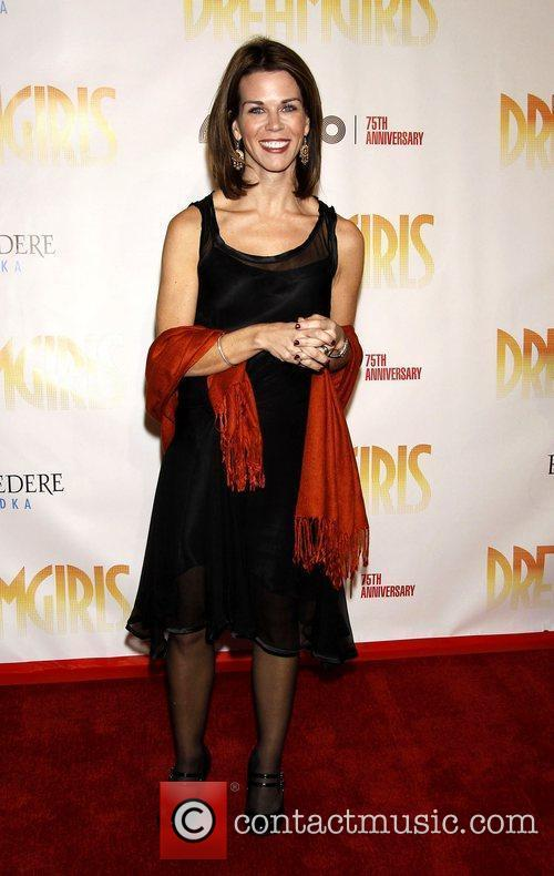 Megan Pringle Opening night of 'Dreamgirls' held at...