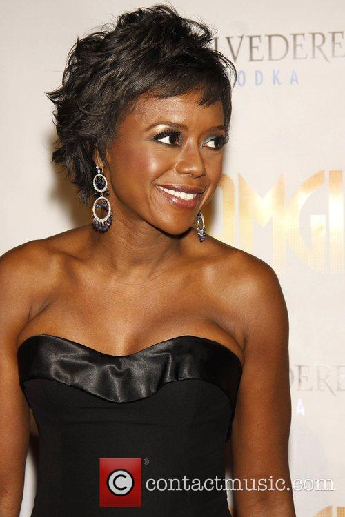 Mellody Hobson Opening night of 'Dreamgirls' held at...