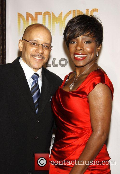 Pennsylvania State Senator Vincent Hughes and his wife...