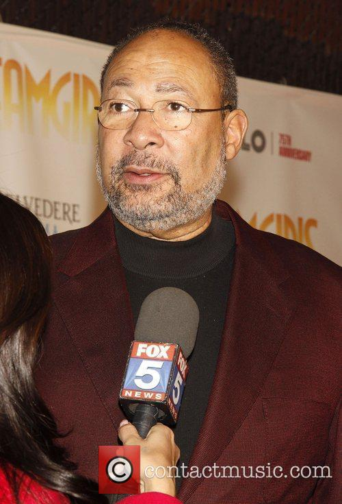 Richard Parsons Opening night of 'Dreamgirls' held at...