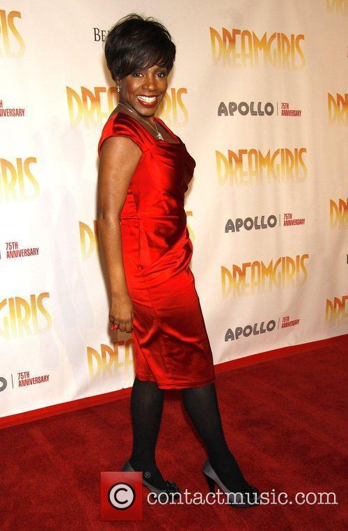 Opening night of 'Dreamgirls' held at The Apollo...