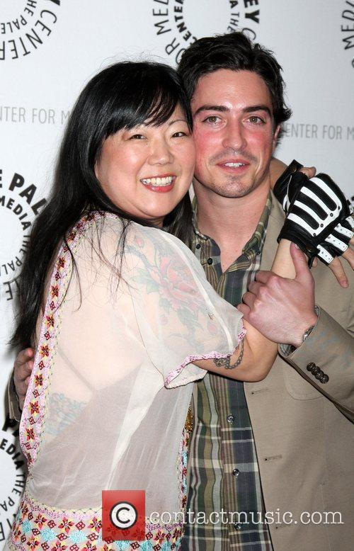 Margaret Cho and Ben Feldman 6