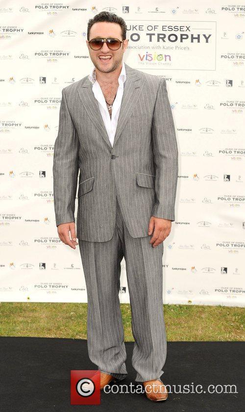 Antony Costa  at the Duke of Essex...
