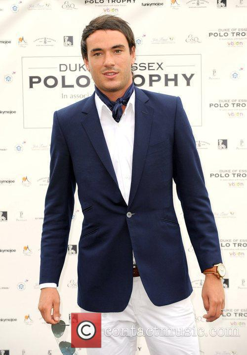 At the Duke of Essex Polo Trophy at...