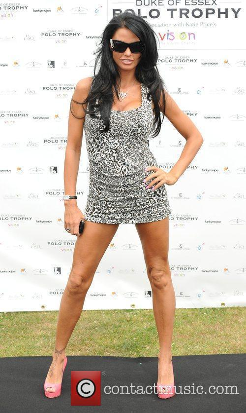 Katie Price, Duke Of Essex Polo Trophy and Gaynes Park 9