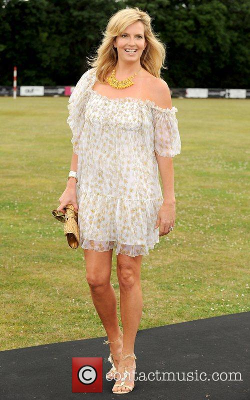 Penny Lancaster  at the Duke of Essex...