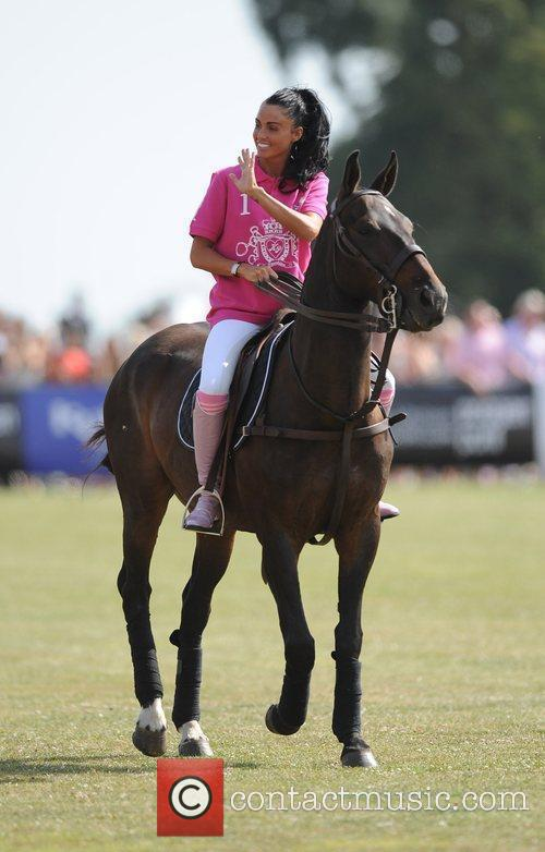 Katie Price and Duke Of Essex Polo Trophy 7