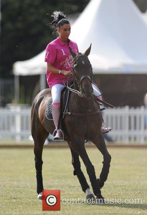 Katie Price and Duke Of Essex Polo Trophy 13