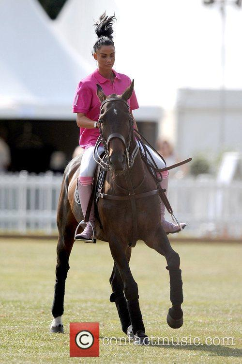 Katie Price and Duke Of Essex Polo Trophy 11