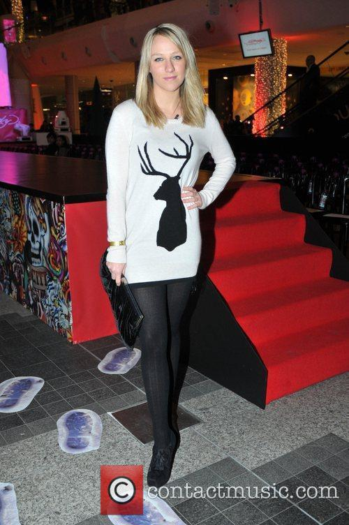 Chloe Madeley Ed Hardy - Store Launch Party...