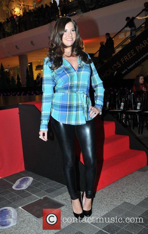 Imogen Thomas Ed Hardy - Store Launch Party...