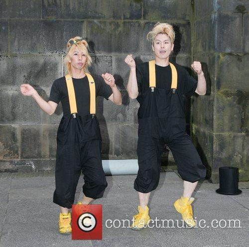 Street Performers 1