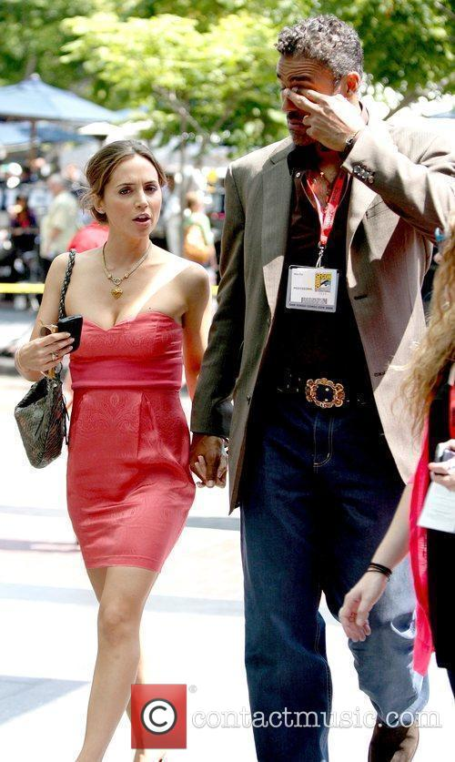 Eliza Dushku and Rick Fox 3