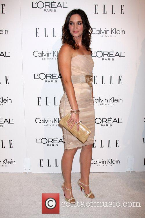 Arriving at the 16th Annual Women in Hollywood...