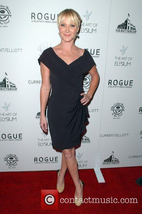 Tara Buck attends 'The Art of Elysium GENESIS'...