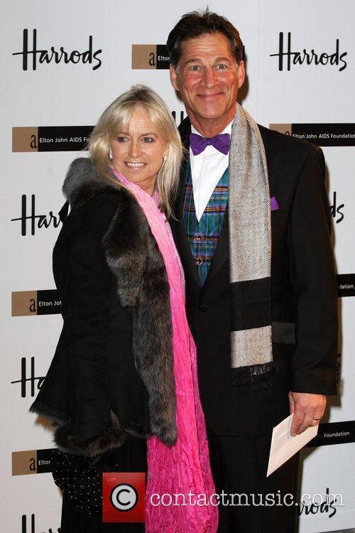 Susan George and Elton John