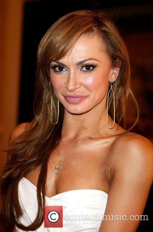 Karina Smirnoff Emeril Lagasse Foundation's 5th Annual Carnivale...