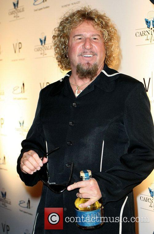 Sammy Hagar Emeril Lagasse Foundation's 5th Annual Carnivale...