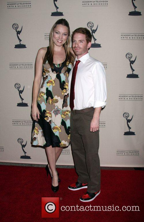 Clare Grant and Seth Green 2