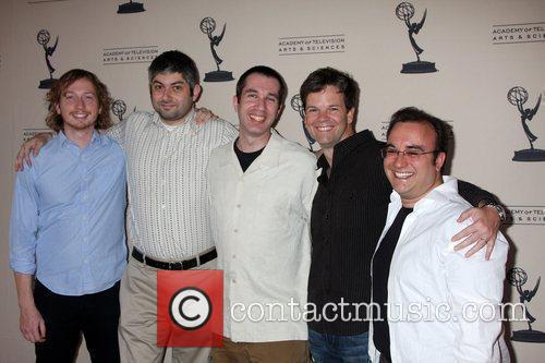 Robot Chicken Writers 7