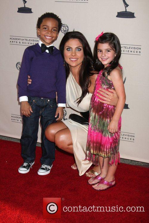 Terrell Ramsom Jr and Nadia Bjorlin 2
