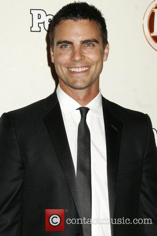 Colin Egglesfield 13th Entertainment Tonight & People Magazine...