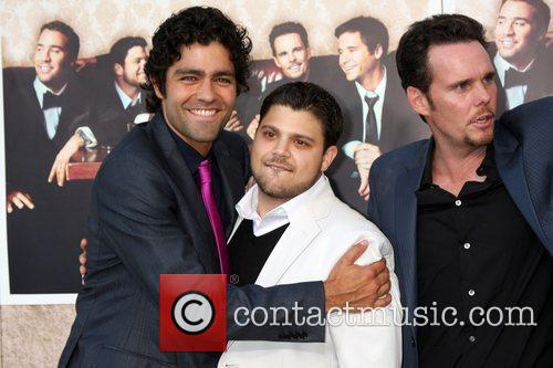 Adrian Grenier, Jerry Ferrara and Paramount Pictures