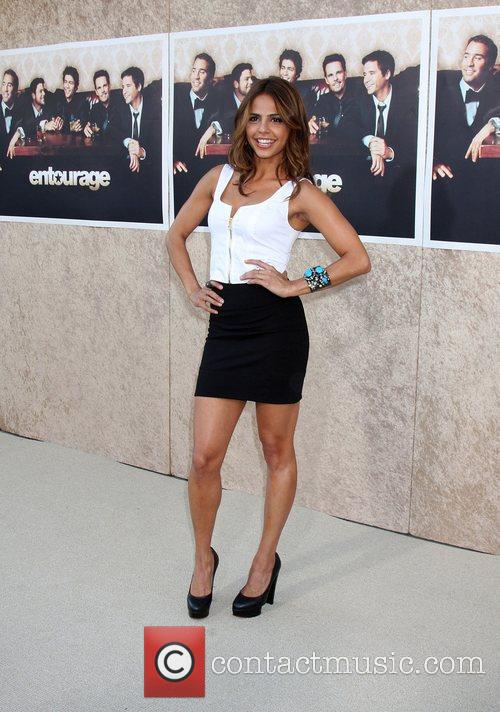 Azita Ghanizada The 'Entourage' 6th Season Premiere at...