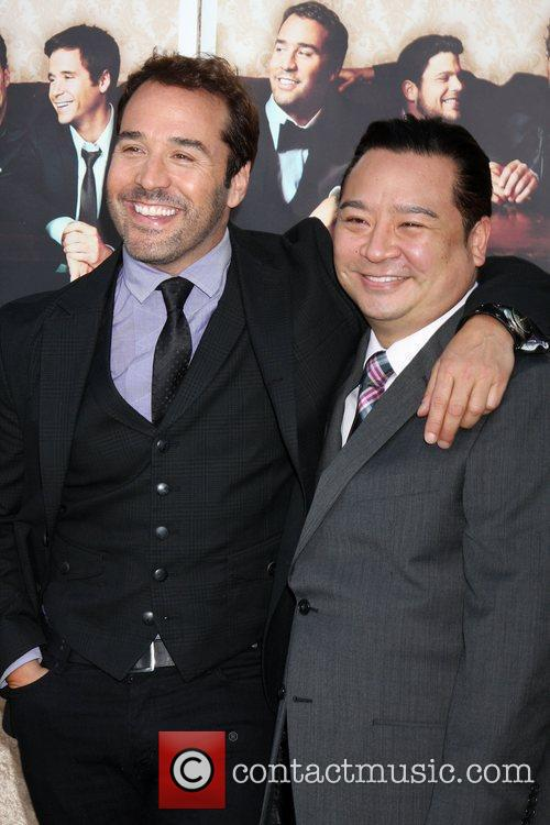 Jeremy Piven and Rex Lee The 'Entourage' 6th...