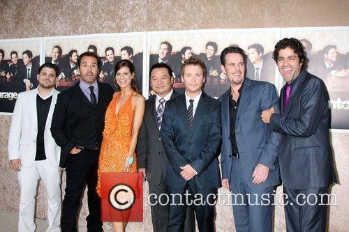 Jerry Ferrara, Jeremy Piven, Perrey Reeves, Lee, Kevin...