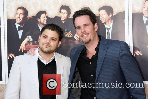 Jerry Ferrara and Kevin Dillon The 'Entourage' 6th...