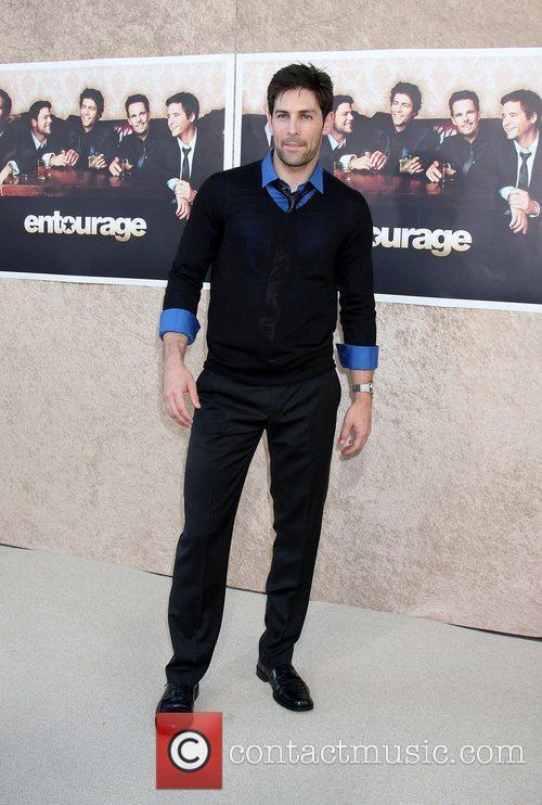 Jordan Belfi  The 'Entourage' 6th Season Premiere...