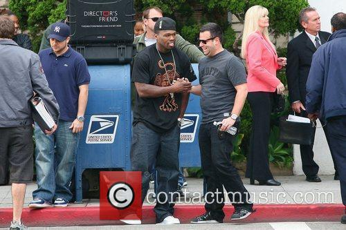 50 Cent, Curtis Jackson and Hbo 8