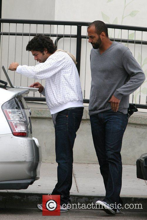 Adrian Grenier and Hbo 11